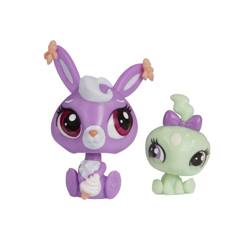Littlest Pet Shop Pet Pawsabilities Pancakes Watkins and Kip Cantu