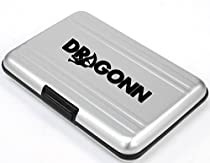 [New Upgraded Model] DRAGONN® Memory Card Protector Case - Holds 8 Sd, and 8 Micro Sd Cards