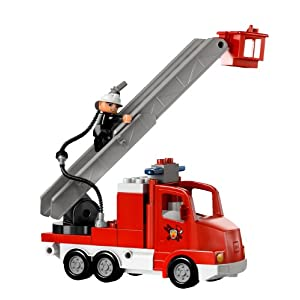 レゴ デュプロ はしご車 5682