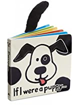 Jellycat If I Were A Puppy Book (New)