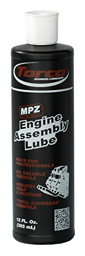 Torco A550055KE MPZ Engine Assembly Lube - 12 oz. Bottle (Torco Break In Oil compare prices)