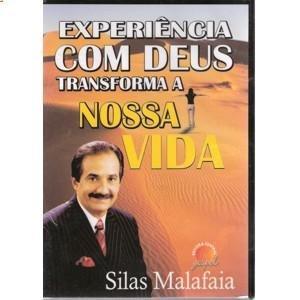 Amazon.com: DVD - Pr. Silas Malafaia - Experiencia Com
