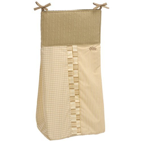 CoCaLo Snickerdoodle Diaper Stacker - 1