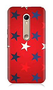 Motorola Moto X Style 3Dimensional High Quality Designer Back Cover by 7C