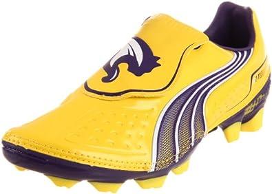 Puma Men's V1.11 I Fg Soccer Cleat 彪马足球鞋 99.28刀