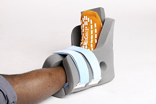MediChoice Foam Pressure-Relieving Heel Protector, Standard, With Smooth Foam (Each of 1)