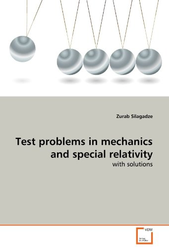 Test Problems in Mechanics and Special Relativity