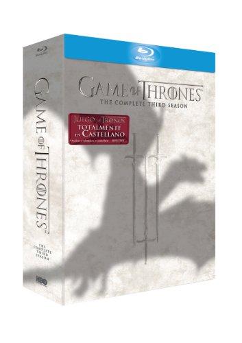 Juego De Tronos - Temporada 3 [Blu-ray]