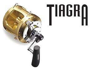 Tiagra A 50 Wide LRS 2-Speed Reel by Shimano