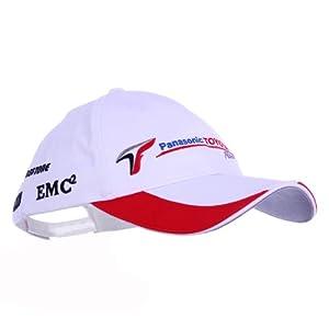 Amazon.com : Toyota Panasonic F1 Team Baseball Cap - Adult : Cycling