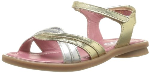 Mod8 Girls' Jalume Fashion Sandals Gold Or (15 Lamine Or) 27