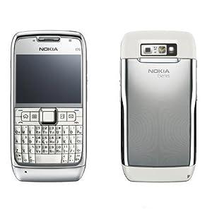 Nokia e71x mobile phone unlocked black