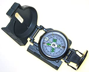 SE Lensatic Compass from Instapark