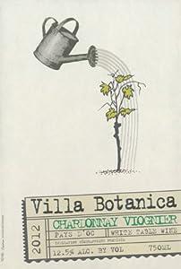 2012 Villa Botanica Blend - White 750 mL