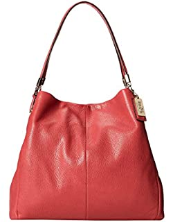 Madison Small Phoebe Shoulder Bag In Leather Amazon 12
