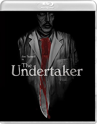 Joe Spinell - The Undertaker (With DVD, Widescreen, 2PC)