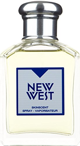 Aramis New West Skinscent Spray Eau de Toilette Vaporizzatore, Uomo - 100 ml