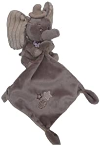 Disney 5872306 BL Dumbo Cuddly Toy with Blanket 15 cm