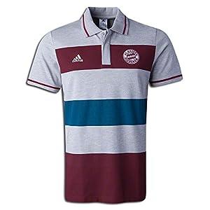 adidas Soccer Replica Shirt: adidas Bayern Munich Polo 14/15 XXL