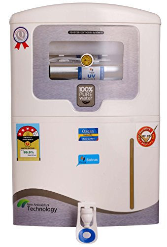 Ozean-Salvus-RO,-UV-With-Alkaline-Water-Purifier-(12-L)
