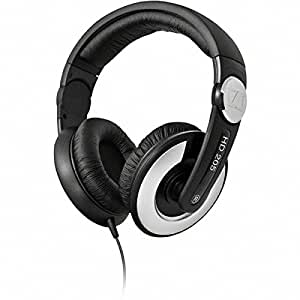 Sennheiser HD205 II, Closed over ear headphone with rotatable earcup