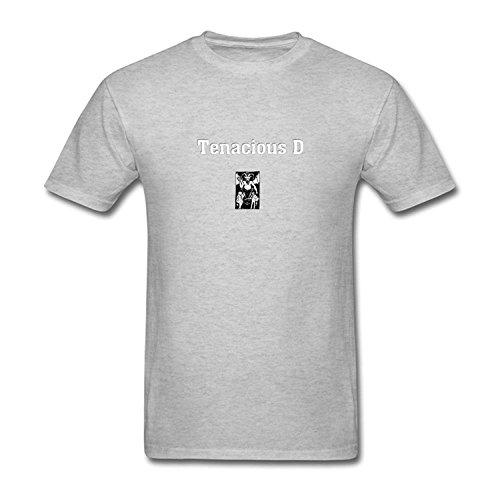 Men's Tenacious D Logo T-Shirt M ColorName Short Sleeve Medium