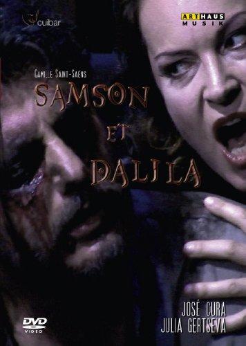 Saint-Saens: Samson/ Delila (Badisches 2010) (José Cura/ Julia Gertseva/ Stefan Stoll/ José Cura/ Jochem Hochstenbach) (Arthaus: 101631) [DVD] [NTSC]