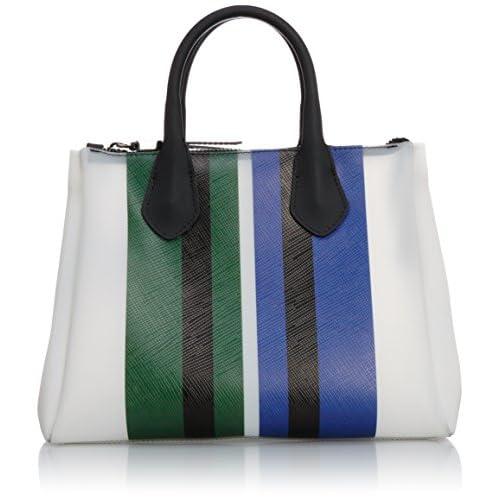 [デミルクスビームス] Demi-Luxe BEAMS GUM SPORT BAG 73610987474 1 (WHITE/ONE SIZE)
