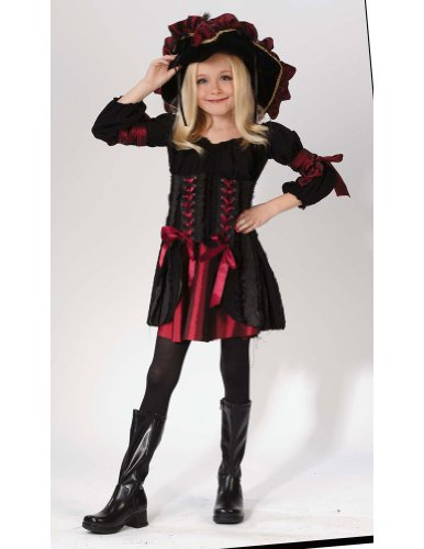 Kids-Costume Stitch Pirate Child Sm Halloween Costume - Child Small