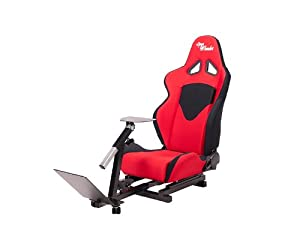 OpenWheeler Racing Seat Driving Simulator Gaming Chair PS3, PS2, Xbox 360, PC, all video game platforms compatible by LiquidNet Ltd.