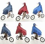 超 軽量 170g 自転車用 レインポンチョ 防水 無臭 男女兼用 フリーサイズ ASTARTE [アスタルテ]