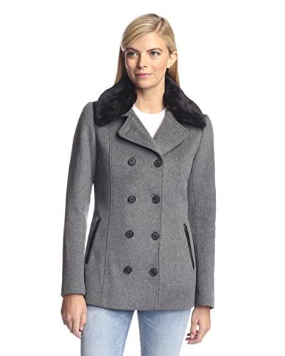 Soia & Kyo Women's Double-Breasted Jacket