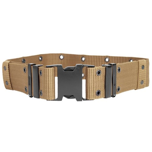 Big Save! Mil-Tec Belt LC-2 Khaki size M