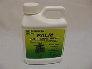 Palm Nutritional Spray Liquid Fertilizer