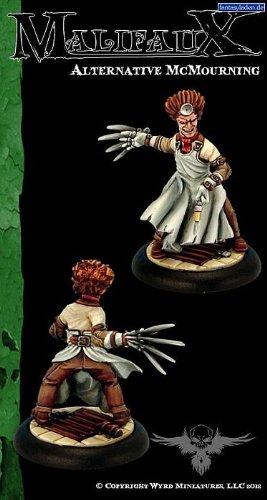 Wyrd Miniatures 2058 Resurrectionists Alt Mcmourning