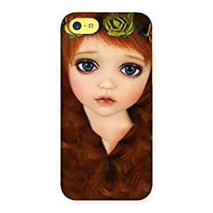Cute Tini Doll Back Case Cover for iPhone 5C