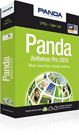 Panda Internet Security Antivirus Pro 2013