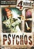 echange, troc Psychos (2pc) (B&W) [Import USA Zone 1]