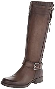 Miz Mooz Women's Nicola WC Riding Boot, Smoke, 42 EU/11 M US