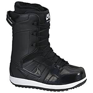 Nike Vapen Snowboard Boot - Women's Black/White/Black, 10.0