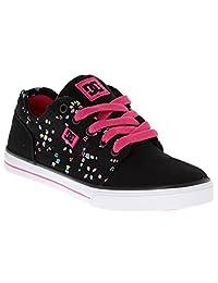 Dc Black-Pink Tonik Tx Se Kids Shoe (Kids, Black)
