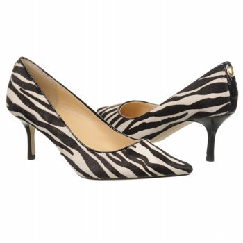 IVANKA TRUMP Women's Indicon (Black/White Zebra 6.0 M)