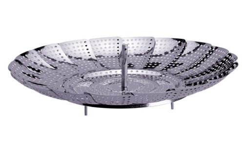Prepworks by Progressive Stainless Steel Steamer Basket - 11 Inch