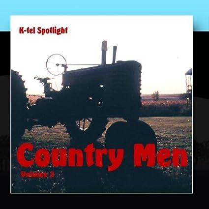 K-tel-Spotlight:-Country-Men-Vol.-2