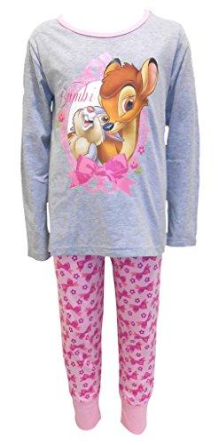 Disney Bambi Ragazze pigiama 7-8 anni