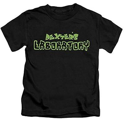 Dexter's Laboratory Logo Juvy T-Shirt
