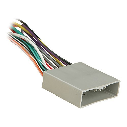Metra 70-1722 Radio Wiring Harness for Honda 2006-Up (Honda Civic Wire Harness compare prices)