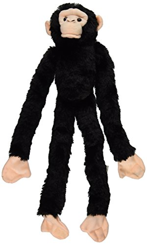 "Wild Republic Hanging 20"" Chimpanzee Plush"