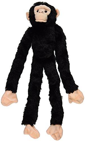 """Wild Republic Hanging 20"""" Chimpanzee Plush"""