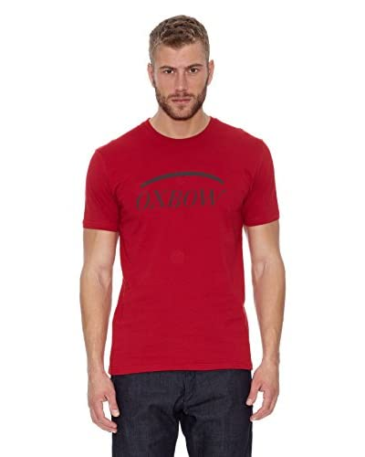 Oxbow T-Shirt Banana [Rosso]